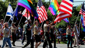 Brooklyn Scouts for Equality