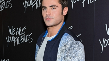 Zac Efron style best dressed suit
