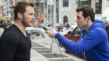 Chris Pratt & Billy Eichner