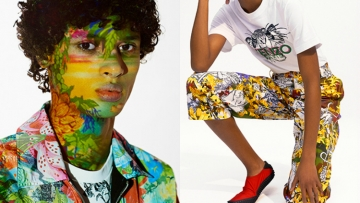 Kenzo Jungle Book Collection