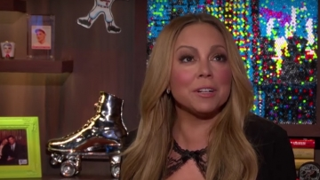 mariah jlo watch what happens live