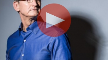 Tim Cook Donation