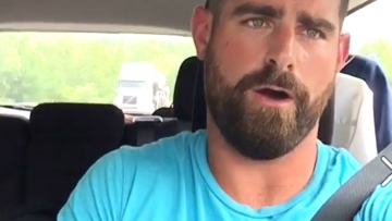 This Video of Brian Sims Lip Syncing Little Mermaidin His Car Is Going Viral