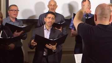 The London Gay Men's Chorus Visited a Therapist and Are Singing About It