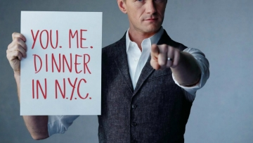 Join Neil Patrick Harris For Dinner & A Broadway Show, All Proceeds Go to Fight AIDS (Exclusive)