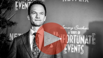 NPH on His Role Lemony Snicket Role