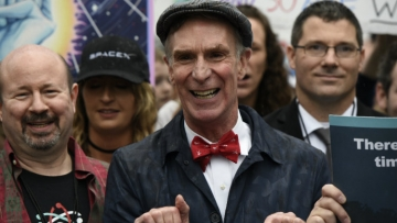 Bill Nye, March for Science