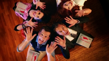 will and grace musical trailer