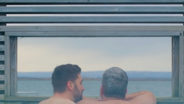 Gay Couple Featured in Beautiful Icelandair Ad