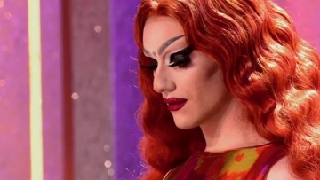 Sasha Velour Snatched Her Wig and All of Ours in the Process