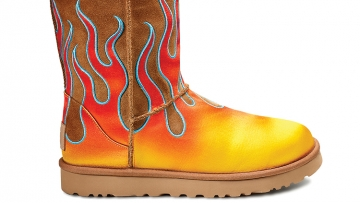 The Unlikely Muse: Ugg Boots