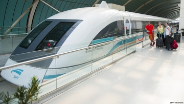 NYC to D.C. in 40 Minutes: The Magic of Magnetic Levitation