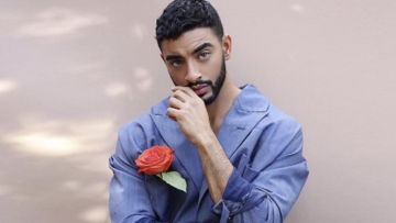 Q&A with Model Laith Ashley: Breaking into the Entertainment Industry as Trans
