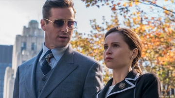 Felicity Jones is Ruth Bader Ginsburg in 'On the Basis of Sex'