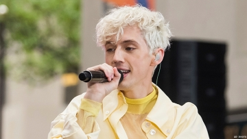 Just Released: Troye Sivan Looks Stunning on New 'Bloom Book' Cover