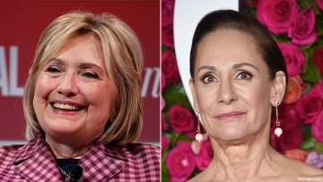 Laurie Metcalf to Play Hillary Clinton on Broadway