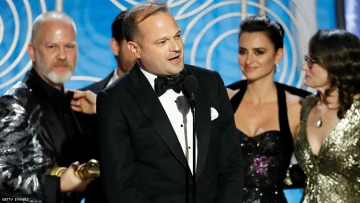 """Brad Simpson wins Golden Globe for """"The Assassination of Gianni Versace: American Crime Story."""""""