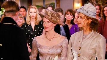 'Friends' Lesbian Wedding Was 'Blocked Out' by Certain Affiliaties