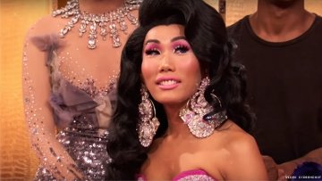 "Gia Gunn tells Out magazine that ""drag is not my reality."""