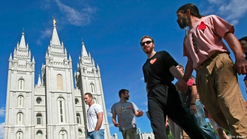 The Mormon Church to Allow Baptisms for Children of Same-Sex Parents
