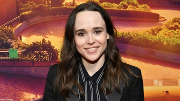 Ellen Page Wants to Keep Playing Lesbians Forever