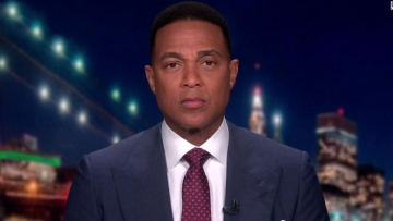 Don Lemon speaking on show.