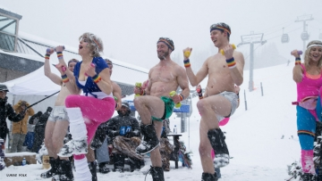 Aspen Gay Week by Matt Power