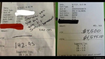 This Server Got a BIG Surprise After Getting Stiffed By Hateful Patron