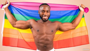 Bolu Okupe, the Hunky Out Son of Former Nigerian Presidential Aide, Doyin Okupe, Hits Back At Homophobic Haters