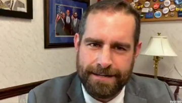 LGBTQ+ PA State Rep. Brian Sims goes on epic expletive-laden rant after learning GOP colleagues hid one of their member's COVID exposure and illness.