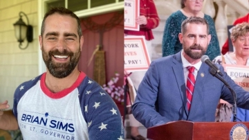 Representative Brian Sims Donated a Kidney to Gay Neighbor
