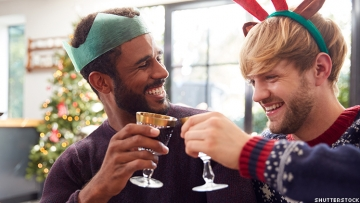 Jingle My Bells! Hallmark Channel In 'Active Negotiations for Gay Christmas Movies