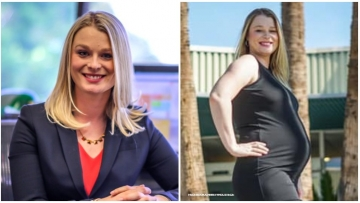 Christy Holstege is the first elected bisexual mayor in the country. She is also set to become the first female mayor in Palm Springs history.