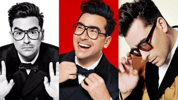 Dan Levy promo photos from Saturday Night Live