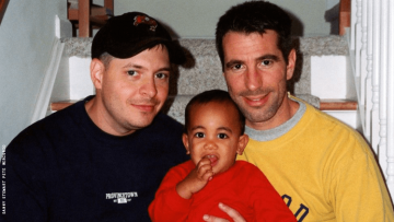 Men Recall Finding Abandoned Subway Baby, and A Family, 20 Year Ago
