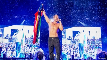 Imagine Dragon's Dan Reynolds Donates $1 Million Home to LGBTQ+ Group