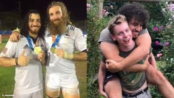 American professional rugby player, Devin Ibanez, rang in the new year by coming out as gay.