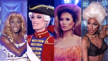 Drag Race season 13 drag families