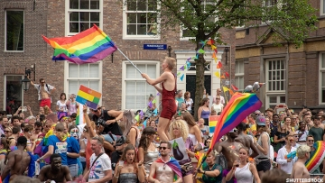 Dutch lower house of parliament approves amending constitution to ensure LGBTQ+ protections.