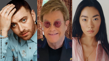 Elton John to Host Concert Special for World AIDS Day 2020. Sam Smith and Rina Sawayama are both set to perform as well.
