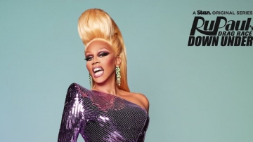 RuPaul on Drag Race Australia