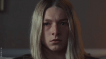 Hunter Schafer as Jules in 'Euphoria'