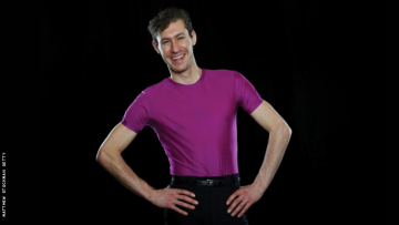: Champion Figure Skater Jason Brown Comes Out in Inspirational Post