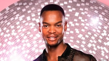 johannes radebe strictly come dancing dance choreography homophobic bullying attack television lgbt lgbtq