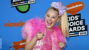 JoJo Siwa has come out.