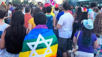Disturbing Video Shows Gay Couple Brutally Attacked for Kissing in Israel