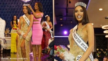 Kataluna Enriquez Makes HIstory as Out Trans Pageant Winner in Nevada