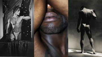 Check out some of our favorite BOYS! BOYS! BOYS! from The Little Black Gallery and on group exhibit at the Fahey / Klein Gallery in Los Angeles just in time for Pride 2021.