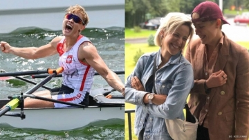 Team Poland medalist bravely thanks girlfriend following silver medal performance