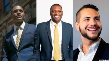 Ritchie Torres and Mondaire Jones are winning their elections to represent their New York districts in congress and becoming the first openly LGBTQ+ Black and Latinx members of congress. Queer Samuel 'Samy' Nemir Olivares wins District Leader race.